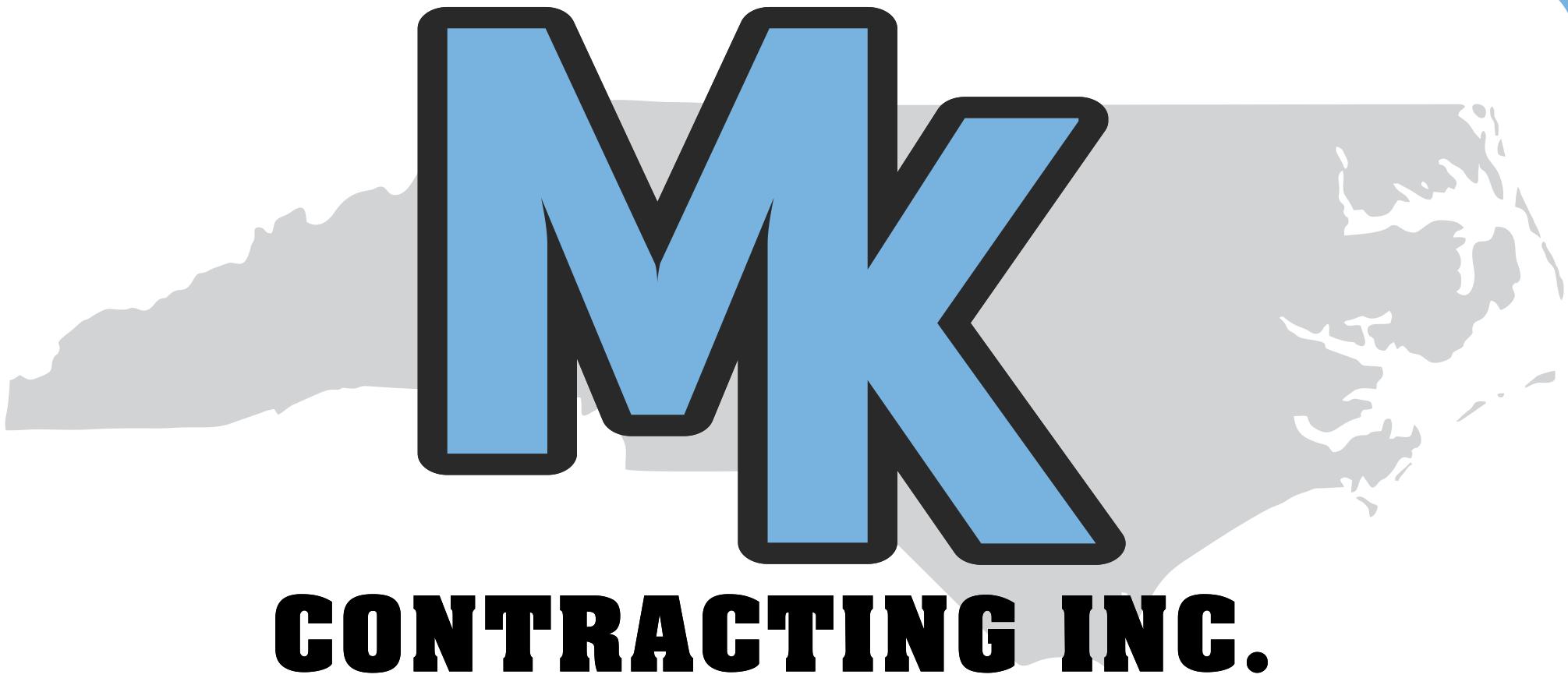 MK Contracting, Inc. logo
